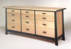 Bedroom Furniture by Roger Combs