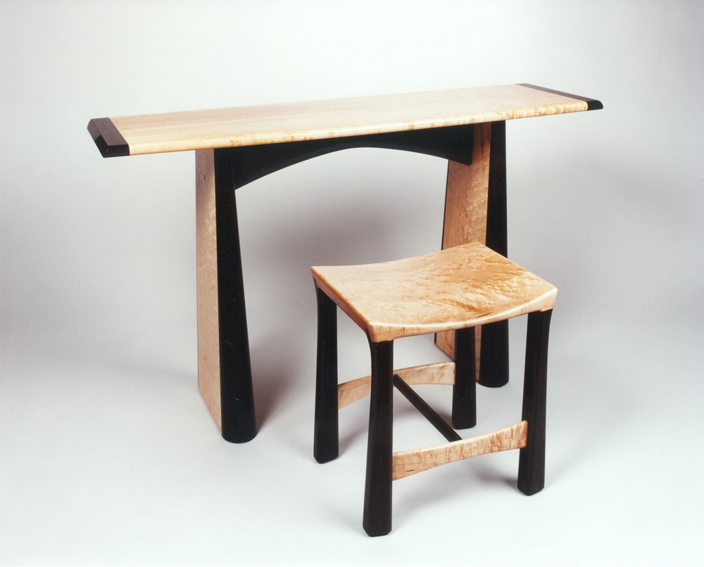 Console Entry Tables Roger Combs Woodworker