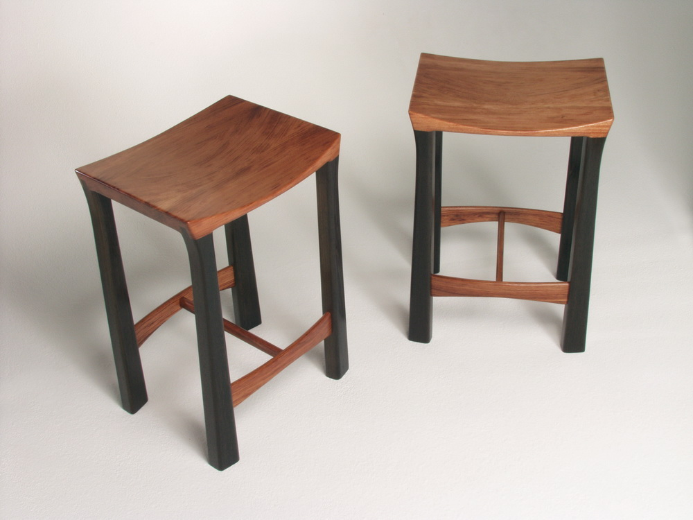 Stools by Roger Combs