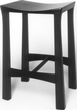 Stool by Roger Combs