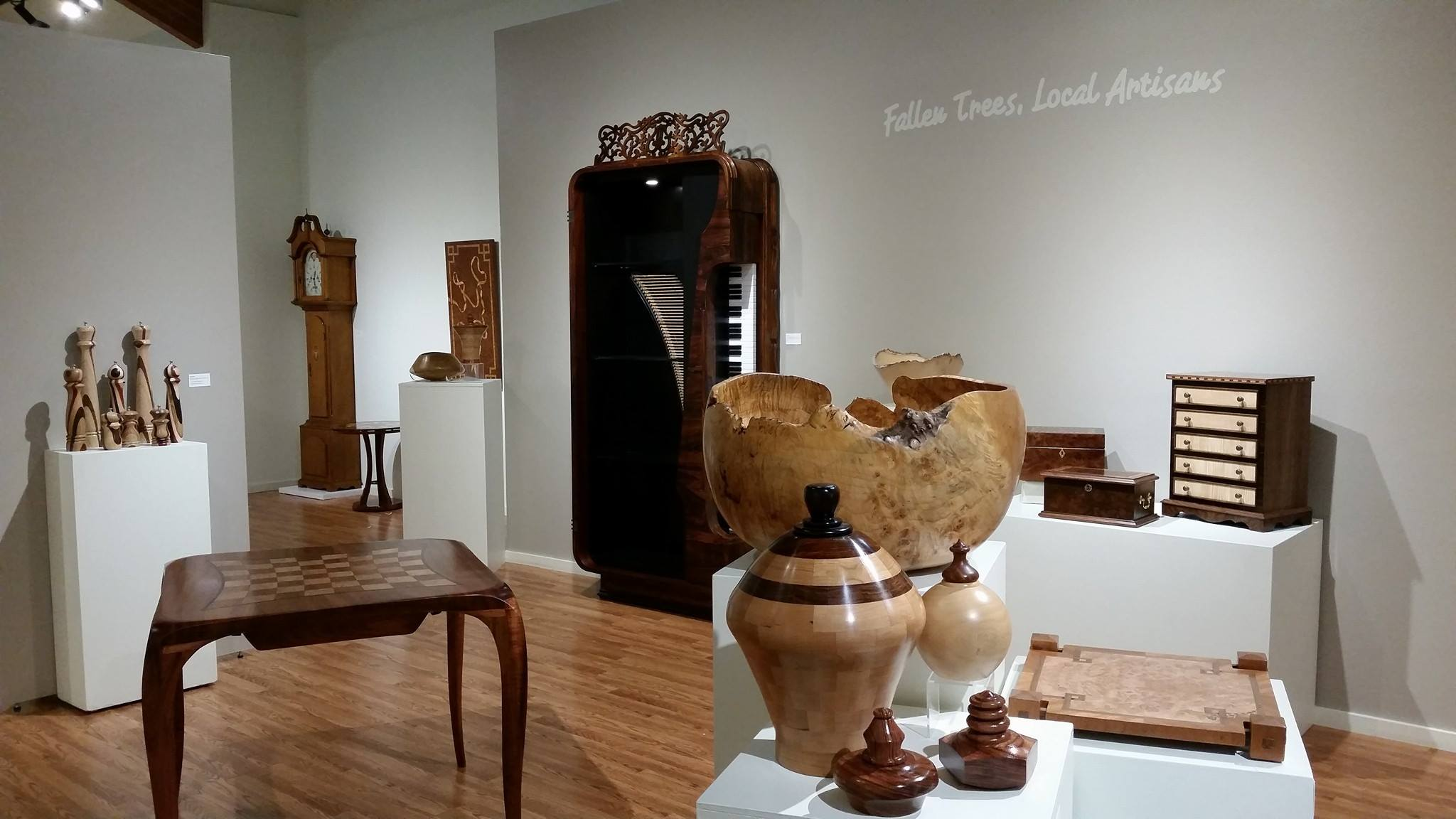 Upcoming Shows Events Roger Combs Woodworker