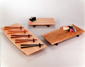 Sushi Display Trays